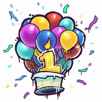 Fortnite Birthday Happy Spray Complete Cakes Map