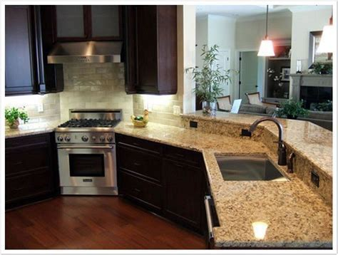 Venetian Gold Granite   Denver Shower Doors & Denver