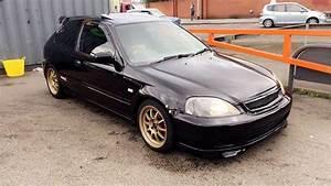 Honda Civic Vti Dohc Ek4 B16 Conversion Ej9 Ek9
