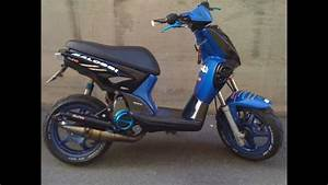 Scooter Tuning - Mbk Stunt Story