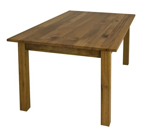 reclaimed oak table  blogjpg