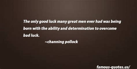 good luck quotes famous