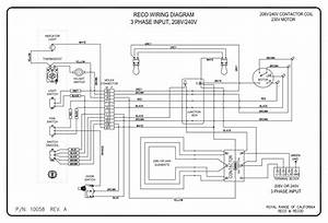 Three Phase Wiring Diagram Hobart Fryer