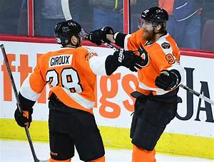Philadelphia Flyers Forwards Staying Put at 2016/17 Trade ...