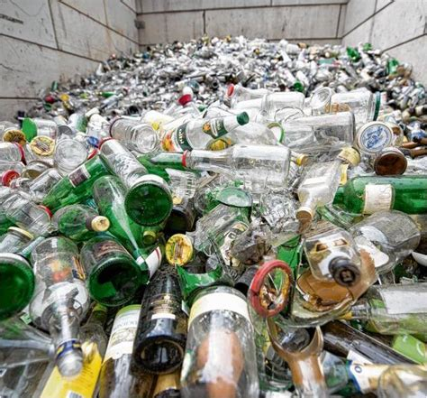 seit wann gibt es glas ziel besseres recycling