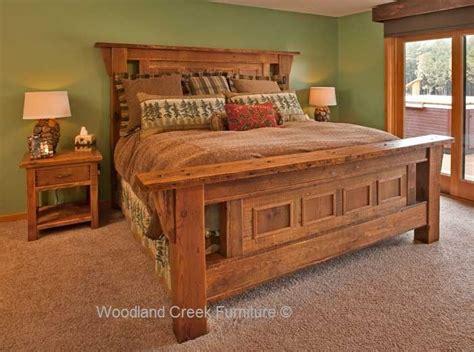 Best + Rustic Bedroom Furniture Sets Ideas On Pinterest