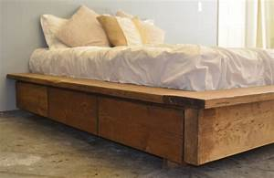 finallycal king bed frame with space for dog kennels ikea With bed frame with dog kennel