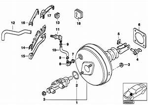 Original Parts For E39 520d M47 Touring    Brakes   Power