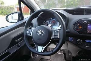 Essai Toyota Yaris Hybride : vivre auto toyota yaris hybride cacharel essai 17 ~ Medecine-chirurgie-esthetiques.com Avis de Voitures