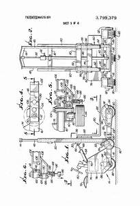Patent Us3799379 - Fork Lift
