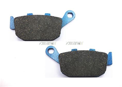 Motorcycle Carbon Rear Brake Pad Fit Honda Cbr250 Cbr250r