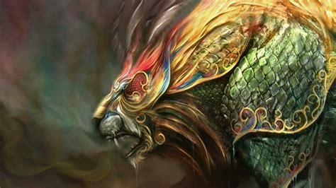 lion fantasy wallpapers hd  desktop backgrounds
