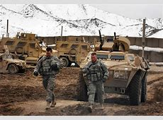 How Many Afghan Bases Are There? The American Conservative
