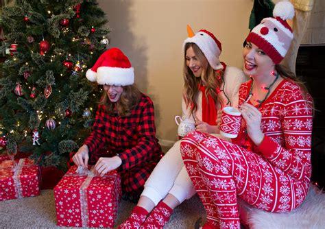 christmas pajama party what to wear to a pajama s lookbook