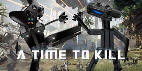 Titanfall Story Of Xbox Ones Cool New Game Business