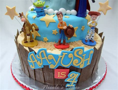story birthday cake story cakes decoration ideas birthday cakes