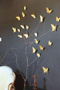 Décoration Murale Dorée : comment utiliser le dor dans son int rieur cocon d co vie nomade ~ Teatrodelosmanantiales.com Idées de Décoration