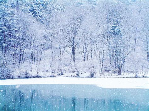 Winter Snow Backgrounds  Wallpaper Cave