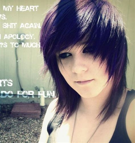 25 groovy short emo hairstyles slodive