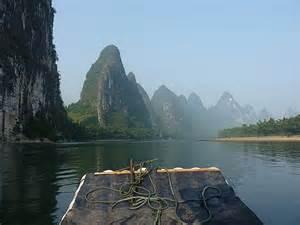 Karst Topography China