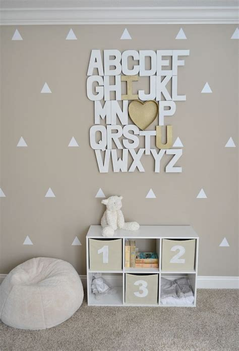 deco chambre diy décoration chambre bebe diy