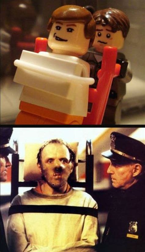 lego versions  famous movies barnorama