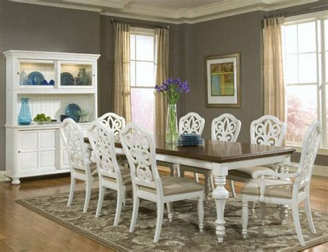 20 Pretty Beach Cottage Furniture For Dining Rooms