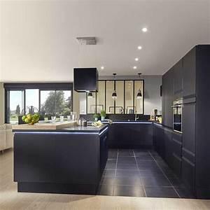 Cuisine Moderne Design : cuisine ytrac de lapeyre inspiration cuisine ~ Preciouscoupons.com Idées de Décoration
