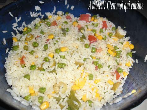 cuisine pour les petits salade de riz a table c 39 est moi qui cuisine