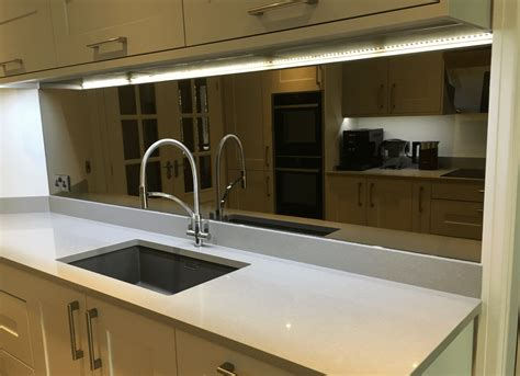 bronze mirror glass splashback glass splashbacks pro glass