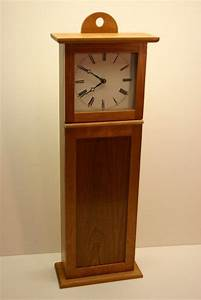 wooden shaker wall clock pdf plans With shaker wall clock kit
