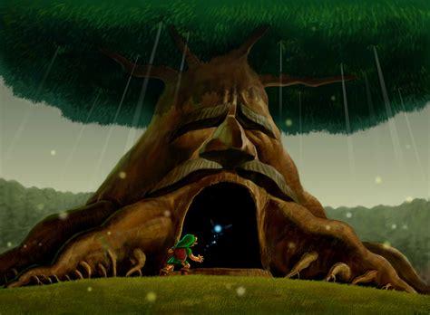Inside The Deku Tree-zeldapedia, The Legend Of Zelda