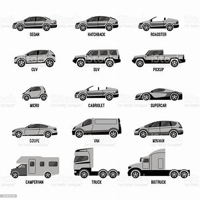 Different Sizes Models Automobile Capabilities Isolated Business