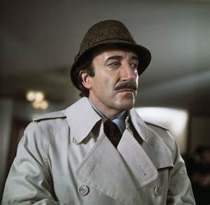 Peter Sellers in The Pink Panther - 50 Most Legendary Hats ...