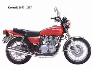 Kawasaki Kz650 Z650 Kz