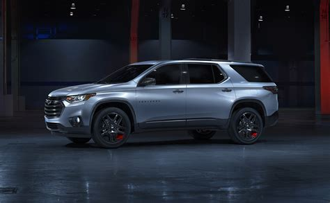 compromise king  chevrolet traverse rs priced
