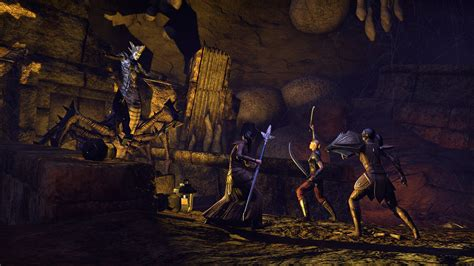 elder scrolls  gamescom screenshots ps home