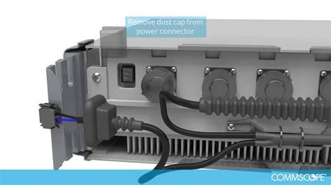 Heliax® Fiberfeed® Hybrid Jumper Installation For Nokia