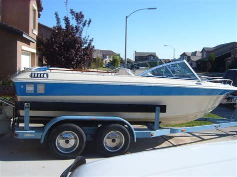 1982 Cobalt Boat by Boat Cobalt 1982 Fish Ski Bowrider 18ft Boat For Sale