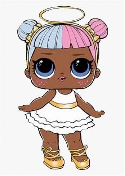 Lol Doll Surprise Clipart Sugar Dolls Serie