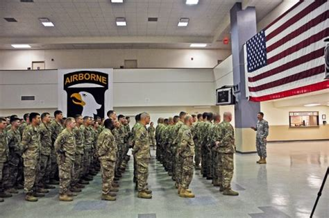 2nd Brigade Combat Team's Strike Advisory Team Deploys To Afghanistan  Clarksville, Tn Online
