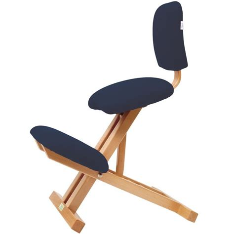 ergonomic folding chair ecopostural s2105 for 163 204 56 in