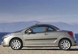 Cote Peugeot 207 : fiche technique peugeot 207 cc 2008 1 6 thp 16v 150ch roland garros ~ Gottalentnigeria.com Avis de Voitures