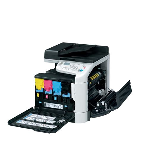 Please use the box above to search for any other information. Konica Minolta BizHub C25 Color Laser Multifunction Printer - ABD Office Solutions, Inc.