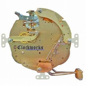 130    131 Series Hermle Clock Movements   Clockworks