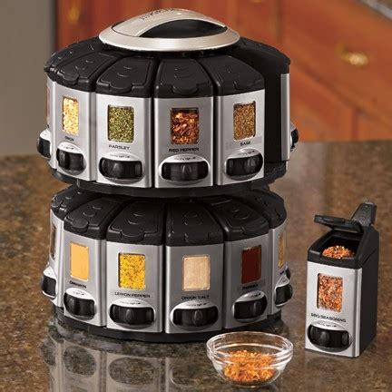 Spice Carousel by Auto Measure Spice Carousel 187 Petagadget