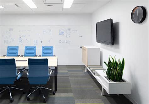 belkins bright  colorful office spaces