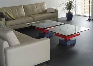 Petite Table Basse : petite table basse verre id es de d coration int rieure french decor ~ Teatrodelosmanantiales.com Idées de Décoration