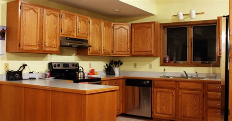 Top Wall Colors For Kitchens With Oak Cabinets