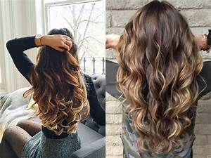 Hypnotizing Long Brown Hair With Highlights | Hairdrome.com